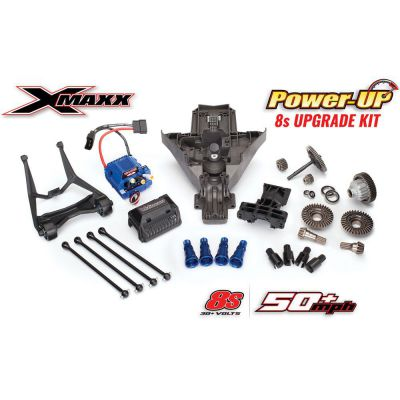 TRAXXAS UPGRADE Kit Power-Up 8s - TRX7795 - TRAXXAS