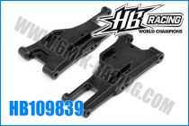 Triangles inf AVT HB 817 (la paire + plaques)