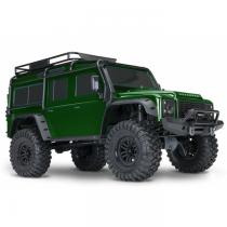 TRX-4 LAND ROVER DEFENDER LIMITED EDITION vert - TRX82056-4-GREEN - TRAXXAS