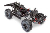 TRX-4 SPORT TQI RTR ROUGE - TRAXXAS - TRX 82024-4