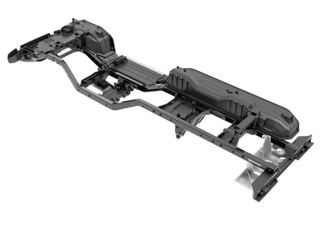 TRX-6 MERCEDES BENZ CLASSE G 63 AMG 6X6 - NOIR - TRAXXAS TRX88096-4-BLK