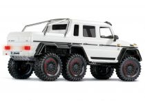 TRX-6 MERCEDES BENZ CLASSE G 63 AMG 6X6 TRX6 - NOIR - TRAXXAS TRX88096-4-BLK