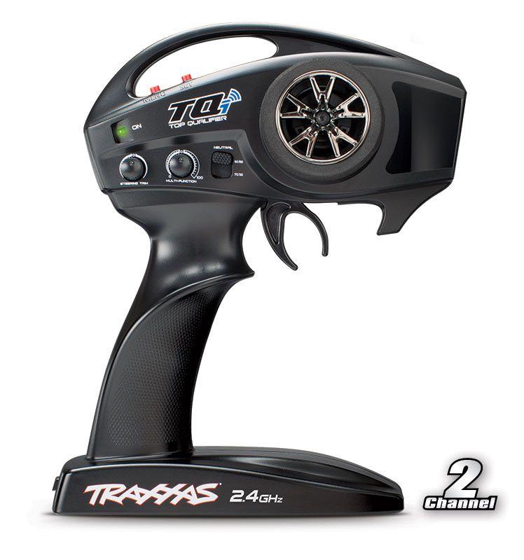 TRX36076-4-GRN - STAMPEDE 4x2 VERT - 1/10 VXL BRUSHLESS - TSM - SANS AQ/CH - TRX36076-4-GRN TRAXXAS