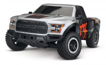 TRX58094-1-FOX - FORD RAPTOR F-150 FOX- 4x2 - 1/10 BRUSHED TQ 2.4GHZ - iD - TRAXXAS