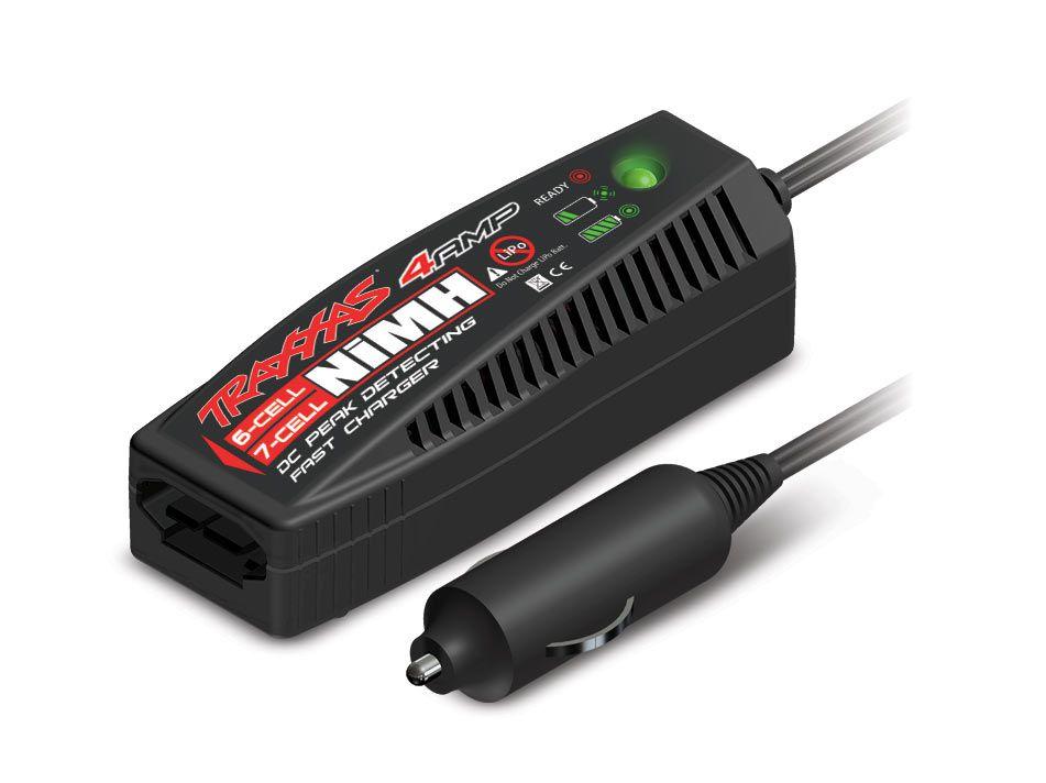 TRX67064-1 - RUSTLER 4x4 BLEU - 1/10 BRUSHED STADIUM TRUCK TQ 2.4GHZ - Batterie et Chargeur inclus - TRAXXAS