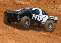 TRX68086-4 - TRAXXAS SLASH FOX EDITION - 4x4 - 1/10 BRUSHLESS - TSM - WIRELESS - iD