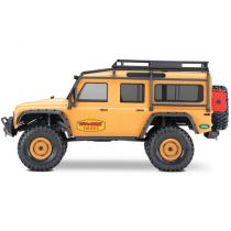 TRX82056-4-TAN - TRAXXAS - TRX-4 LAND ROVER DEFENDER SABLE TROPHY