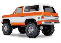 TRX82076-4-ORNG - TRAXXAS - TRX-4 Chevrolet K5 Blazer Rood Orange