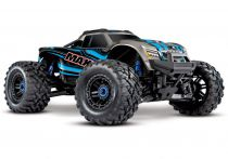 TRX89076-4-ORNG - MAXX - 4x4 - ORANGE - 1/10 BRUSHLESS - TSM - SANS AQ/CHG - TRAXXAS