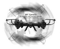 UDI RC DRONE UFO LARK FPV BLANC RTF Z6759992