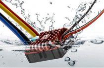 Variateur charbon étanche QUICRUN-Crawler-WP - Hobbywing - 30112750
