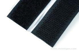Velcro Autocollant en Bandes de 25x150mm (3 Pcs)