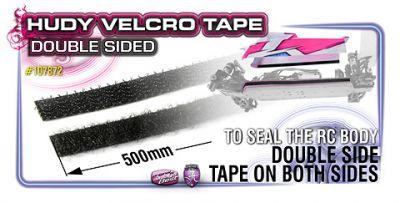 Velcro autocollant Hudy (8x500mm) - 107872