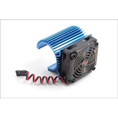 Ventilateur-5010+3665 HEAT SINK (pour moteurs dia 36mm et L=60mm)