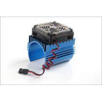 Ventilateur-5010+4465 HEAT SINK (pour moteurs dia 44mm)