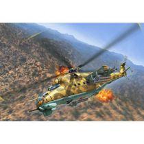 Vous en avez un à vendre ? Vendez le vôtre Détails sur  Mil Mi-24D Hind Revell Kit 1:100