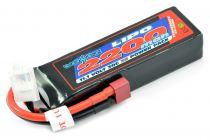 VZ0422003S - VOLTZ - 2200mAh 11.1V 30C Lipo batterie