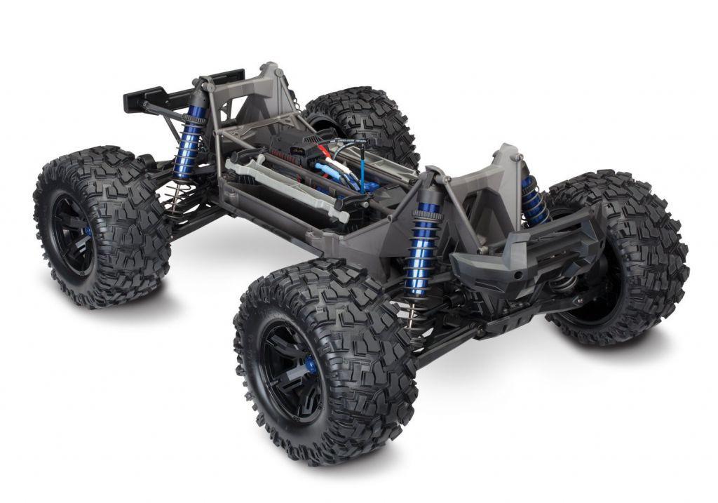 X-MAXX 4X4 VERT - 8S - BRUSHLESS - WIRELESS - ID- TSM