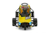 X-RIDER FLAMINGO 1/8 RC TRICYCLE RTR - Rouge XR-83001-01 Jaune