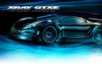 XRAY GTXE.2 1/8 GT8 Rally Game Electrique - 350601